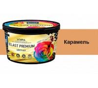 Затирка для швов Elast Premium карамель 2кг Bergau