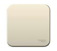 Выключатель 1ОП б/п 10А IP20 молочный Бланка SE BL