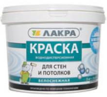 ВДВА интерьерная белоснежная 1,3кг Лакра
