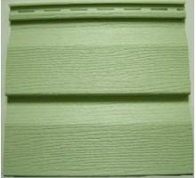 Сайдинг Ю-пласт Зелёный