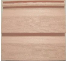 Сайдинг Ю-пласт Розовый
