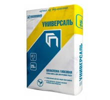 """Шпаклевка гипсовая """"Универсал"""" 1,5кг Пермь"""