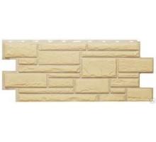 Фасадная панель Камень Дикий Бордо 1090*0,45 Т-Сайдинг