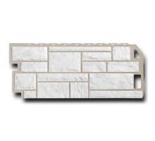 Фасадная панель Камень мелованный белый Natur