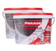 Декор.покр.с эф.зернистости PARAD DECO Granulo S150 белая 15кг