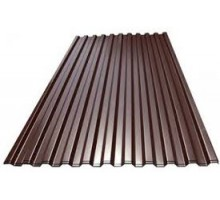 Профнастил МК-20 0,5 1,15*3,0м Шоколад