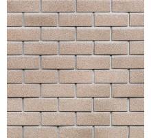 Фасадная плитка Античный кирпич 2м2 0,25*1м