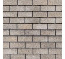 Фасадная плитка Бежевый кирпич 2м2 0,25*1м