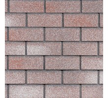 Фасадная плитка Мраморный кирпич 2м2 0,25*1м