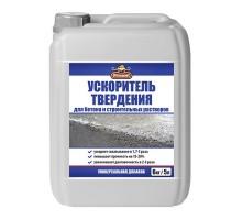 Ускоритель твердения для бетона  Оптилюкс 6кг/5л