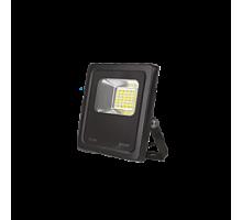 Прожектор светодиодный 10Вт 6500К 700Лм IP65 черный 110*94*33 Gauss