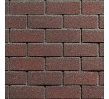 Фасадная плитка Обоженный кирпич 2м2 0,25*1м