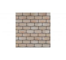 Фасадная плитка Травертин 2,2м2 0,25*1м
