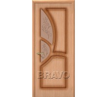 Дверь Греция Дуб Ф-01 ПО Ковров СТ-Худ.