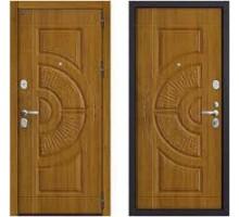 Дверь мет Groff Р3-312 П-4 Золотой Дуб / П-4 Золотой Дуб