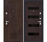 Дверь мет Porta M 4.П23 Almon 28 / Wenge Veralinga