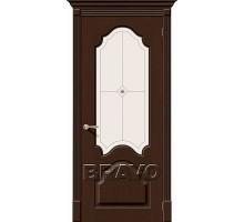 Дверь Афина Венге Ф-27 ПО СТ-Худ Ковров