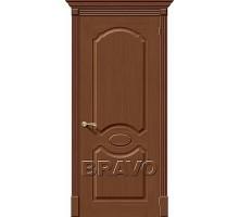 Дверь Селена Орех Ф-12 ПГ Ковров