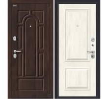 Дверь мет Porta S 55.К12 Almon 28 / Nordic Oak