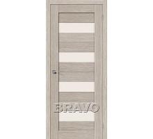 Дверь 3DG Порта-23 Cappuccino Mag Fog
