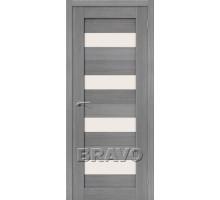 Дверь 3DG Порта-23 Grey Mag Fog