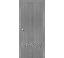 Дверь 3DG Тренд-0 Grey