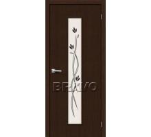Дверь 3DG Тренд-14 Wenge
