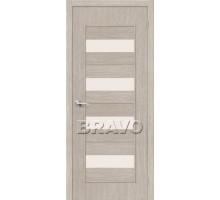Дверь 3DG Тренд-23 Cappuccino Mag Fog