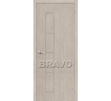 Дверь 3DG Тренд-3 Cappuccino Mag Fog
