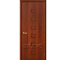 Дверь 4г1 глухая итальянский орех Ковров