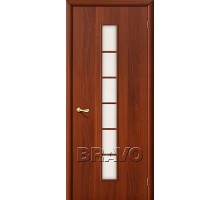 Дверь 4С2 стекло итальянский орех Ковров