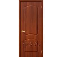 Дверь Лидия ПВХ ПГ итальян орех Ковров