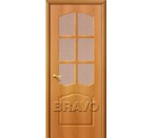 Дверь Лидия ПВХ ПО милан орех Ковров
