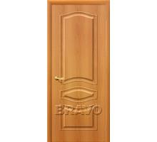 Дверь Модена ПВХ ПГ милан. орех П-12 Ковров