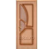 Дверь Греция Дуб ФЛ-01 ПО Ковров СТ-121