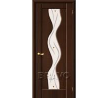 Дверь Вираж ПО стекло венге Ковров