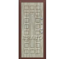 Дверь ДМ Йошкар П-18 Ель Карпат. 86,96 пр.,лев. Китай