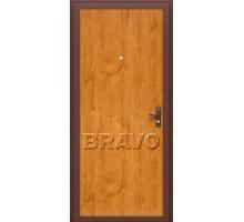 Дверь ДМ Стройгост 5-1 206*88,98 пр.,лев. Л-17 Зол. Дуб КНР