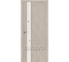 Дверь 3DG Глейс-1 Spring Cappuccino
