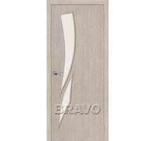 Дверь 3DG Мастер-10 Cappuccino