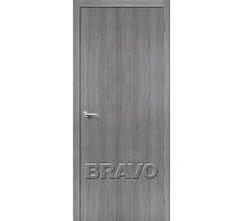 Дверь ЭКО Тренд-0 Grey  Ковров