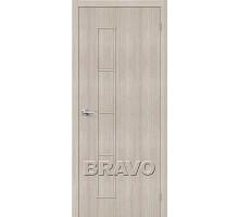 Дверь ЭКО Тренд-3 Cappuccino Veralinga Ковров