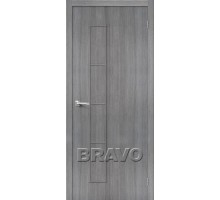Дверь ЭКО Тренд-3 Grey Veral Ковров