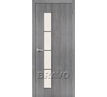 Дверь ЭКО Тренд-4 Grey Veralinga Ковров