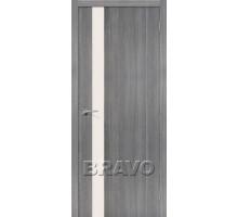 Дверь ЭКО Порта-11 Grey Veralinga  Mag Fog Ковров