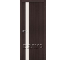 Дверь ЭКО Порта-11 Wenge Veralinga Mag Fog Ковров