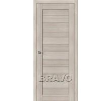 Дверь ЭКО Порта-21 Cappuccino Veralingo Ковров