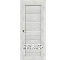 Дверь ЭКО Порта-21 Bianco Veralinga Mag Fog Ковров