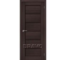 Дверь ЭКО Порта-22 Wenge Veralinga Black Star  Ковров