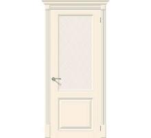 Дверь К Скинни-13  Cream Сrystal Ковров
